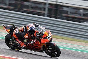 Hasil Moto2 Amerika: Raul Fernandez Menang, Remy Gardner Terjatuh