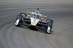 Gateway IndyCar: Penske 1-2 as Newgarden leads McLaughlin in practice
