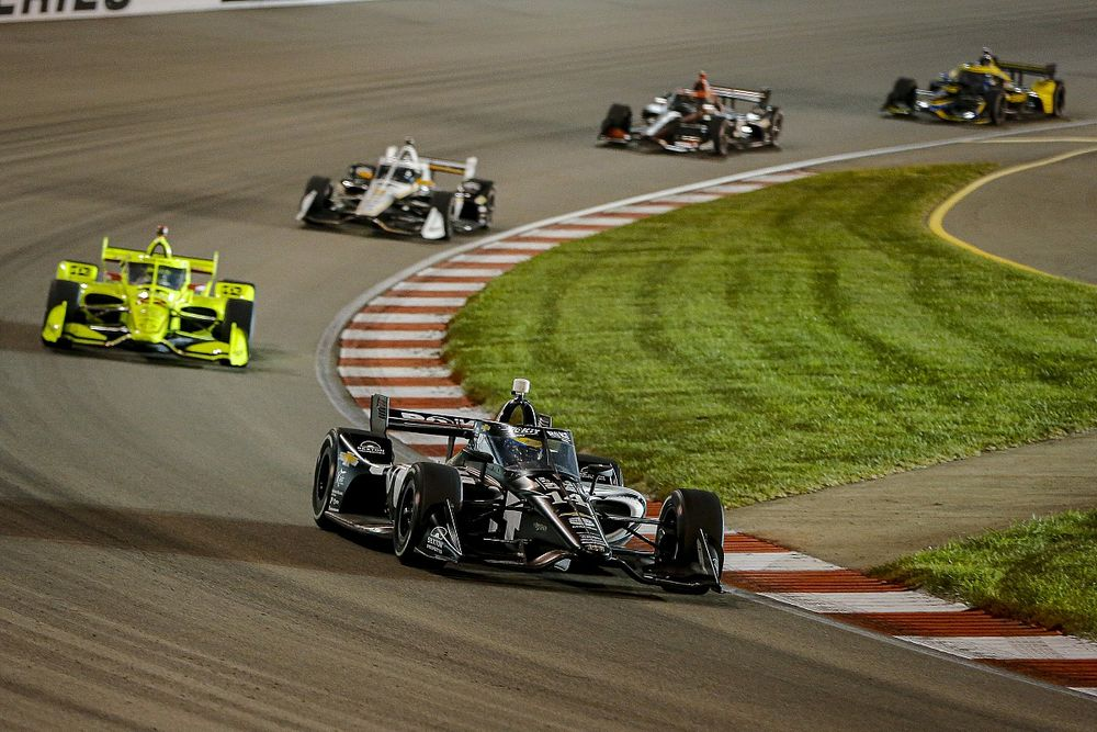 Foyt elated by strongest race of the season at Gateway