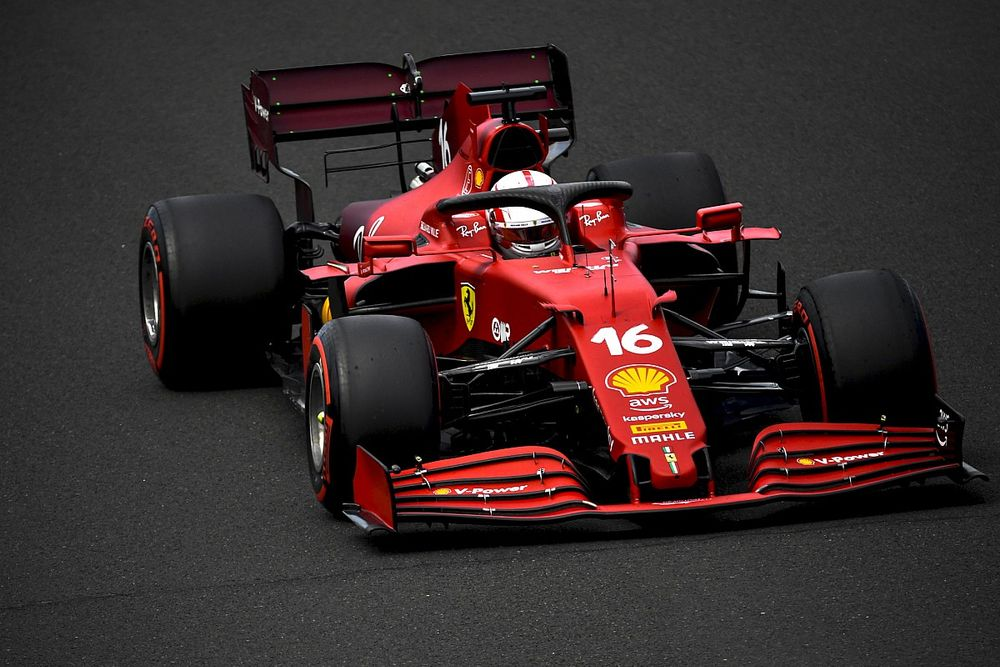 """Leclerc: """"La crescita della Ferrari non è del tutto una sorpresa"""""""