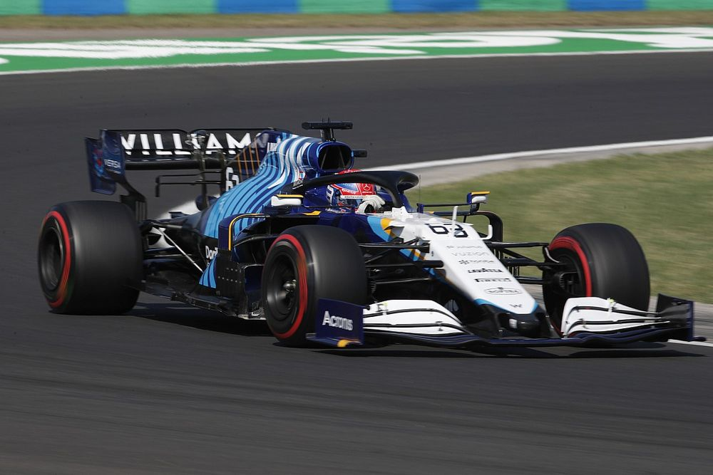 Williams F1 boss Capito would 'wish' Russell gets Mercedes seat