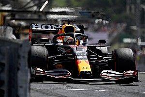 """Verstappen: """"Agresif değil sert yarışıyorum"""""""