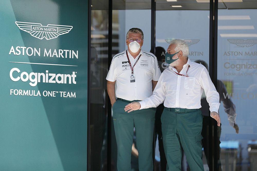 """Stroll: """"Vettel'i 2022 ve sonrasında takımda tutmak istiyoruz"""""""