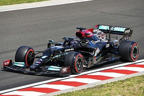 F1, Budapest, Libere 3: Hamilton davanti, cresce la Ferrari