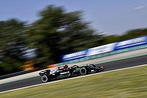 匈牙利大奖赛FP2:博塔斯领先汉密尔顿,梅赛德斯包揽前二