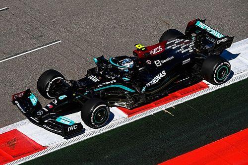 Grand Prix practice results: Bottas fastest in Sochi F1