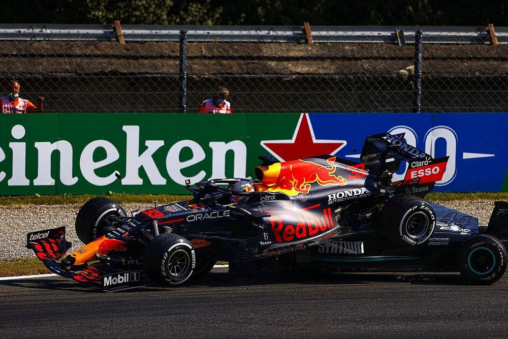 F1: Verstappen é punido em três posições de grid para GP da Rússia após batida com Hamilton