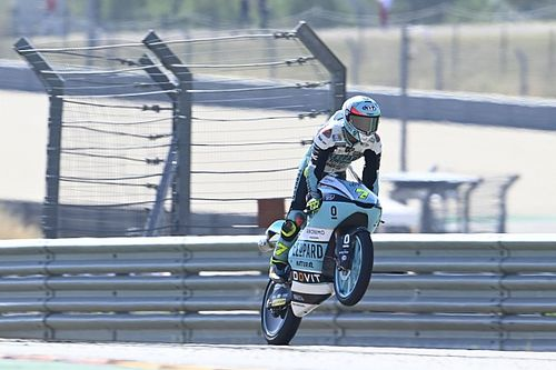 Hasil FP2 Moto3 San Marino: Foggia Masih Berkuasa, Acosta Tunjukkan Kemajuan