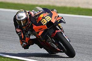Валидольный финал гонки MotoGP в Австрии подарил победу Биндеру на КТМ