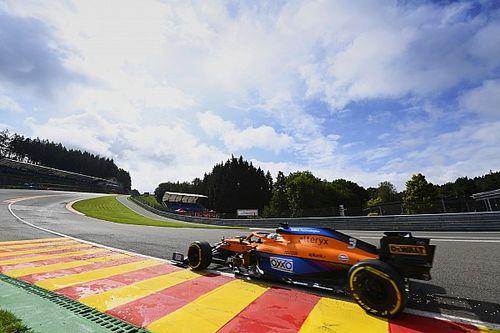 Fotogallery F1: le Prove Libere del GP del Belgio a Spa