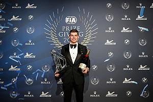 Foto's: De winnaars van het FIA Prizegiving-gala in Parijs