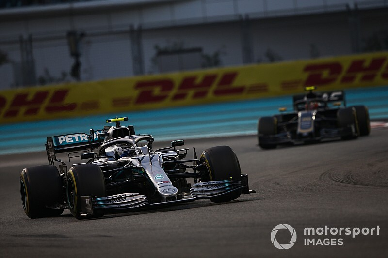 Das Fahreraufgebot für die Formel-1-Tests in Abu Dhabi 2019
