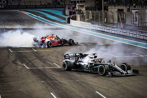 """Verstappen: """"Gridin %60'ı Mercedes'le şampiyon olur"""""""