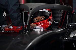 Matsushita w MP Motorsport