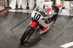 Galería: la sala de trofeos de Giacomo Agostini, historia pura