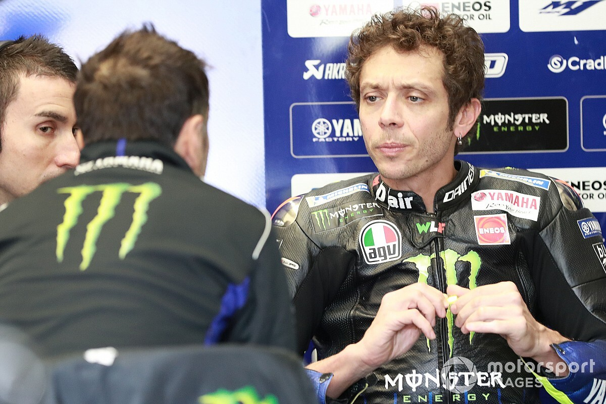 Rossi will make 2021 MotoGP decision before racing resumes