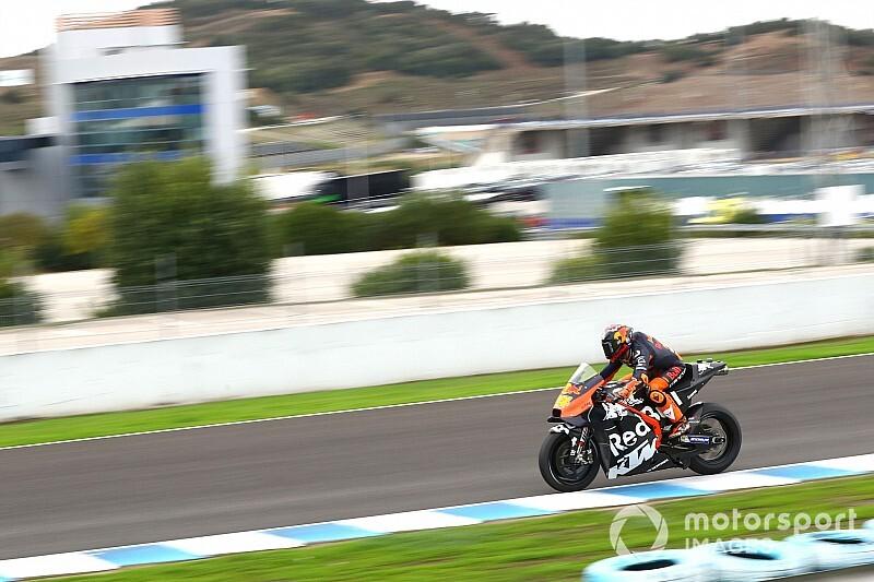 Un test à l'étude avant le premier Grand Prix des équipes MotoGP