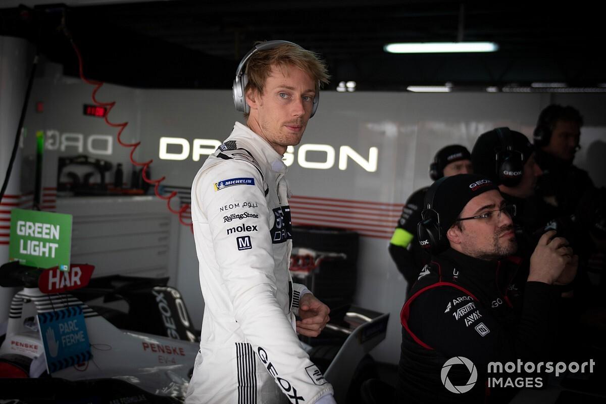 Brendon Hartley mindössze 5 verseny után elhagyja a Formula E-t