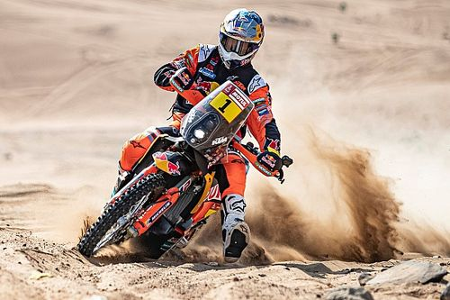 Dakar 2020, Stage 1: Price beats Brabec in bikes opener
