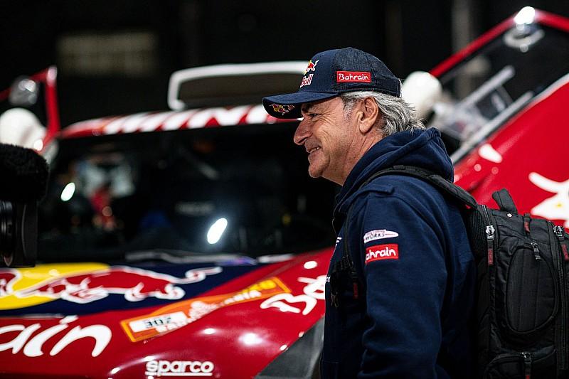 """Dakar, Sainz: """"Finalmente un successo dopo due giorni agrodolci"""""""