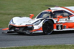 Montoya lidera la primera práctica en Daytona