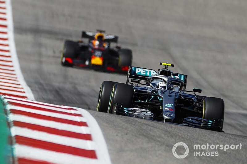 Bottas zegeviert in Austin, Hamilton pakt zesde titel
