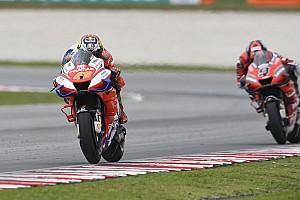 Ducati attend de Miller plus de régularité en 2021