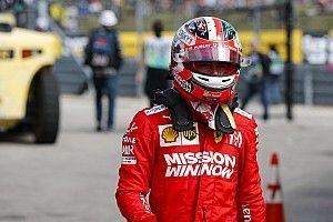Leclerc sera pénalisé sur la grille à Interlagos