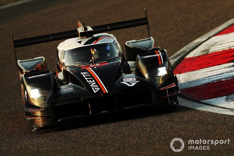 Ginetta cuts back to single car for Le Mans 24 Hours