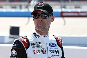 "Kevin Harvick on second at Phoenix: ""Our (car) was better"""