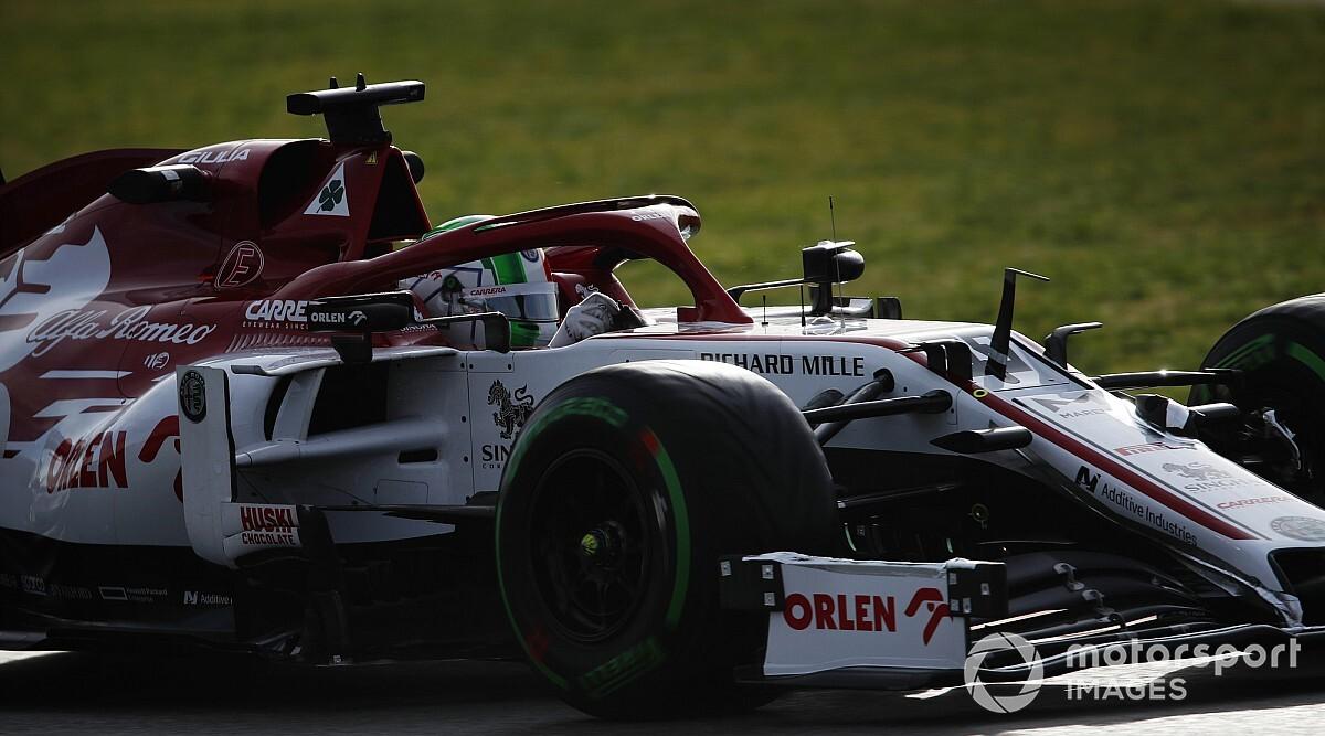 Джовинацци призвал начать сезон Ф1 без зрителей