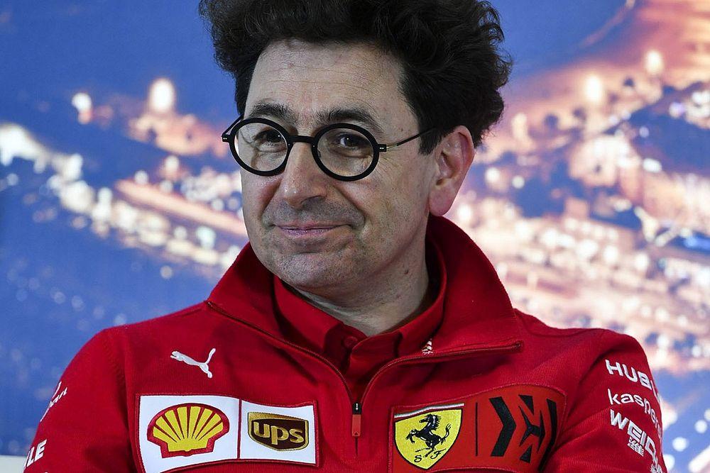 Бинотто пообещал дать зрителям Гран При Австралии повод улыбаться