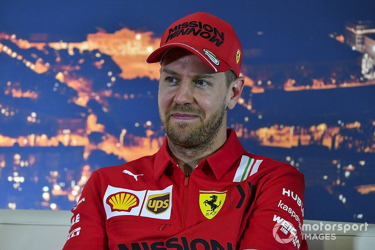 Why Vettel is not yet done with annoying Ferrari