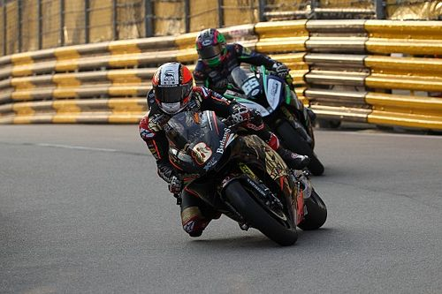 Macau GP: Rutter declared motorcycle race winner
