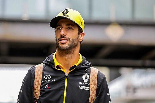 Wat Renault moet doen om Ricciardo binnenboord te houden