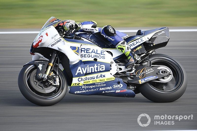 Avintia reçoit un soutien accru de Ducati