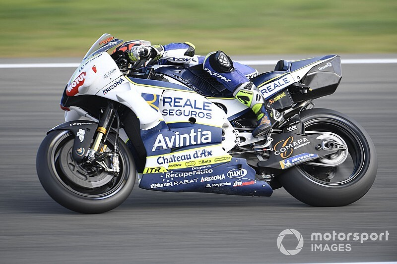 Avintia gets improved Ducati MotoGP contract