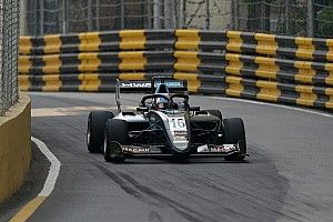 Macau GP, F3: pole provvisoria a Hughes, ma Beckmann è in agguato