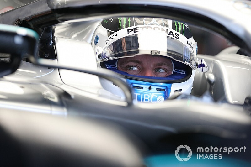 EL1 - Bottas en forme, Ricciardo met de l'huile, Vettel dans le rail