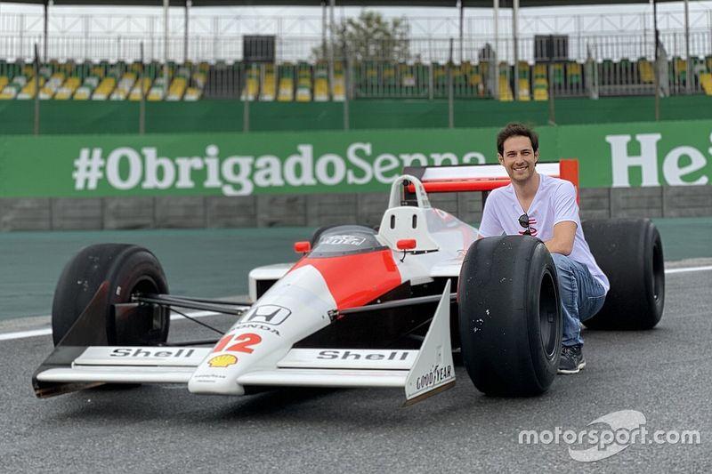VÍDEO: Bruno Senna relembra histórias com tio Ayrton, Berger e Frank Williams