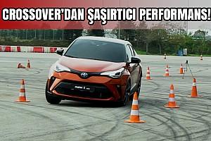 2019 Toyota C-HR 1.8 Hybrid | Geyik Testi