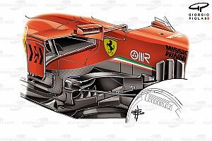 Как Ferrari попыталась решить проблемы 2019 года. Анализ Джорджо Пиолы