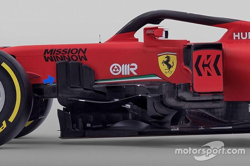 Технический анализ: что мы увидели на презентации нового болида Ferrari