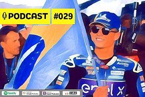 """Podcast #029 – Eric Granado: """"Fui criticado por ter optado pela MotoE"""""""