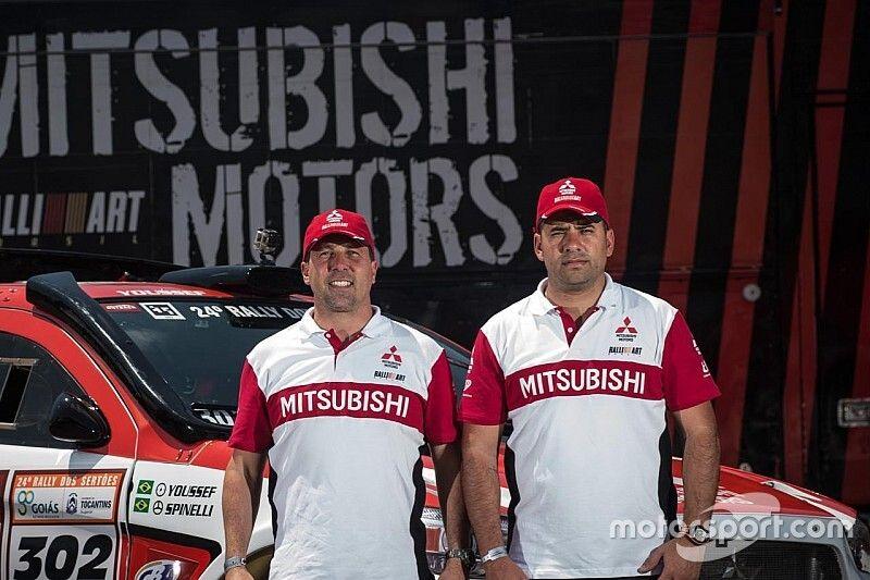 Guiga Spinelli e Youssef Haddad estreiam no Sul-americano de Rally Cross Country no Paraguai