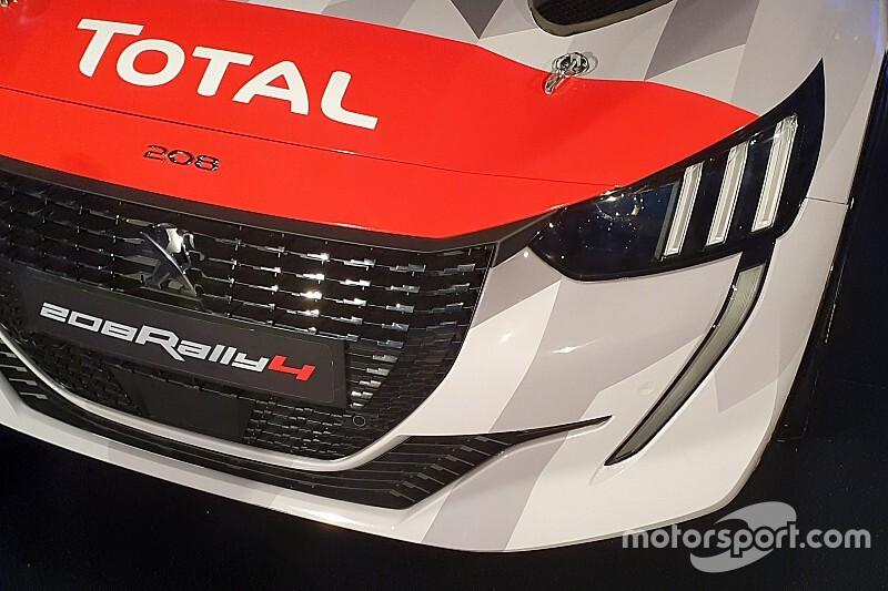 CIR, Peugeot 208 Rally4: ecco la scheda tecnica
