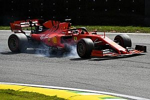VÍDEO: Ferraris batem no fim do GP do Brasil e clima esquenta em Interlagos