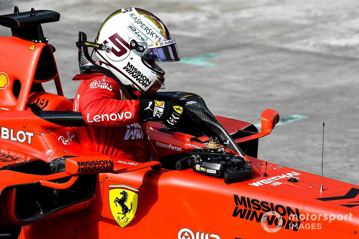 """""""A Ferrari és Vettel érdeke közös, de…"""""""