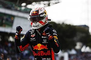 Horner vindt dat Verstappen 'briljant' gereden heeft in Brazilië