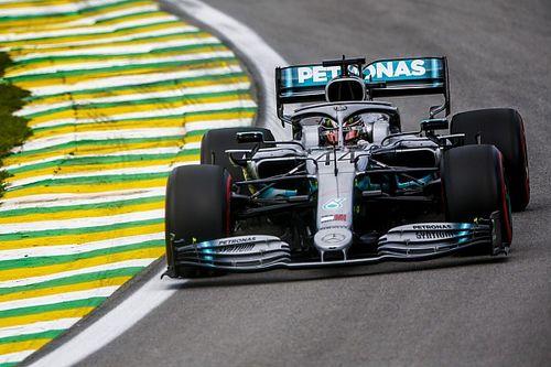 """Hamilton: Mercedes """"down on power"""" against Red Bull, Ferrari"""